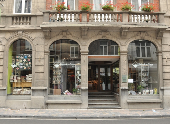 magasin patchworks dinant wallonie belgique